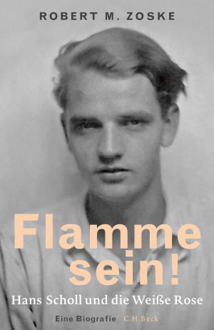 """R. Zoske """"Flamme sein! Hans Scholl und die Weiße Rose"""""""