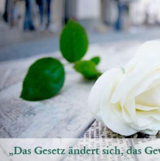 Weiße Rose-Gedächtnisvorlesung