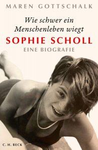 Buchcover von Maren Gottschalk - Wie schwer ein Menschenleben wiegt